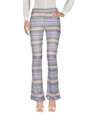 Повседневные брюки DRY LAKE.. Цвет: синий