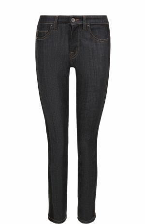 Укороченные джинсы-скинни Victoria, Victoria Beckham. Цвет: синий