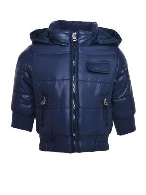 Куртка MANAI. Цвет: темно-синий