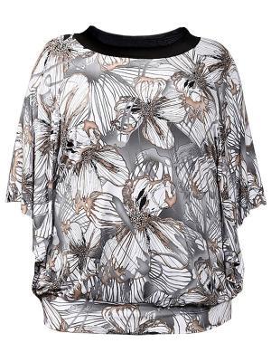 Блузка Enchanter. Цвет: серый