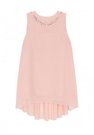 Платье Acoola. Цвет: розовый