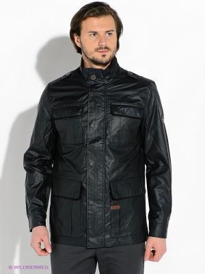Куртка Lawine. Цвет: темно-синий