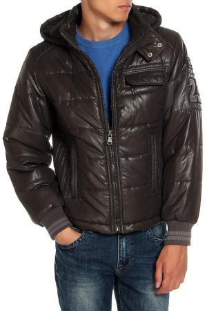 Куртка HARTWEAR. Цвет: зеленый