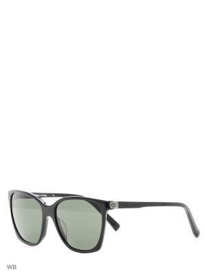Солнцезащитные очки VL 1515 0001 PX3000 Vuarnet. Цвет: черный