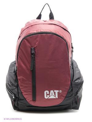 Рюкзак Caterpillar. Цвет: розовый