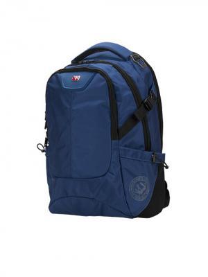 Рюкзак Continent. Цвет: синий