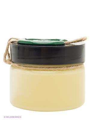 Ши масло  нерафинированное, 100гр Huilargan. Цвет: желтый