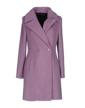 Пальто CARLA G.. Цвет: светло-фиолетовый