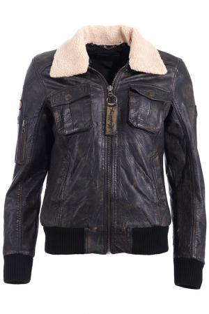 Куртка MAZE. Цвет: dark brown