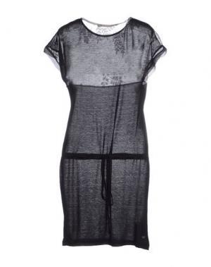 Короткое платье ROSAMUNDA. Цвет: черный