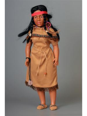 Кукла India Papago- Особая красота Lamagik S.L. Цвет: бежевый, светло-коричневый