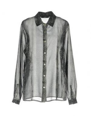 Pубашка G.SEL. Цвет: серый