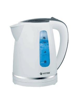 Чайник электрический Vitek VT-7018(W). Цвет: белый