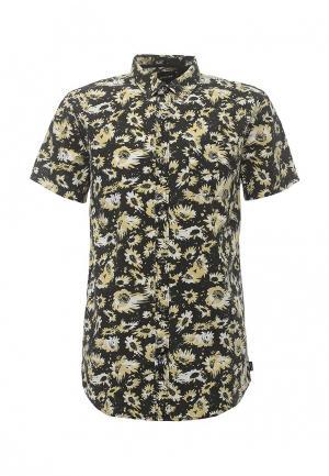Рубашка Quiksilver. Цвет: черный