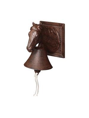 Колокол Esschert Design. Цвет: коричневый