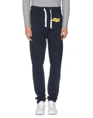 Повседневные брюки TSPTR. Цвет: темно-синий