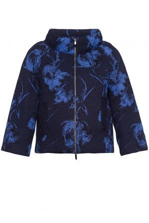 Куртка с абстрактным принтом 9564 Baroni
