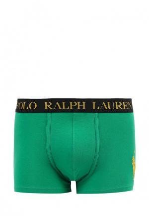 Трусы Polo Ralph Lauren. Цвет: зеленый