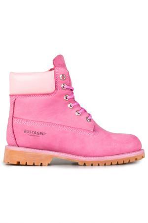 Boots BUSTAGRIP. Цвет: pink