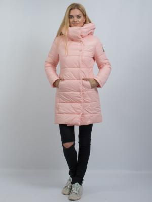 Куртка женская Nikolom. Цвет: розовый