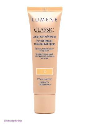 Устойчивый тональный крем Lumene Classic  №8, 30 мл. Цвет: светло-бежевый