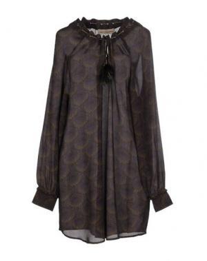 Короткое платье COAST WEBER & AHAUS. Цвет: фиолетовый