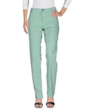 Джинсовые брюки ANTONY MORATO. Цвет: светло-зеленый