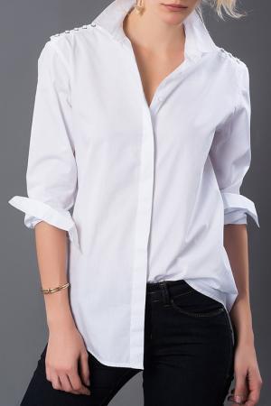 Рубашка Milla. Цвет: белый