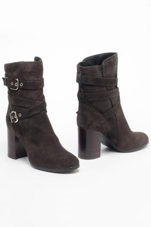 Ботинки Kapricci. Цвет: серый