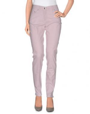 Повседневные брюки JEANS & POLO. Цвет: светло-серый