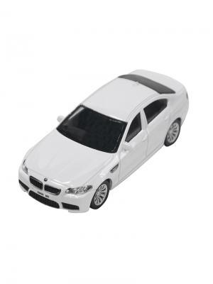 Машинка BMW M5, Белая (1:43) (PS-444003-W) Pit Stop. Цвет: белый