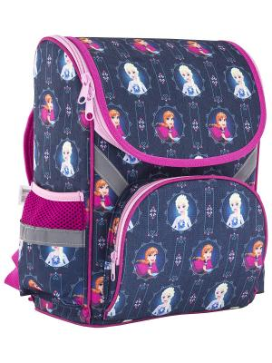 Рюкзак Disney Frozen. Цвет: синий, розовый