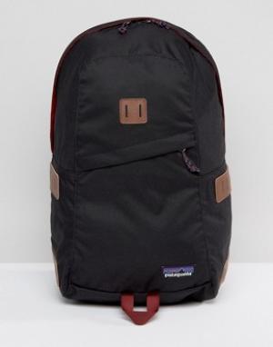Patagonia Черный рюкзак Ironwood. Цвет: черный