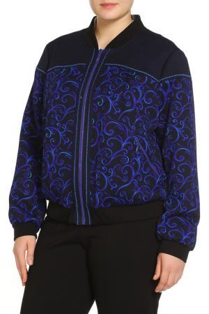 Куртка Terra. Цвет: синий, электрик