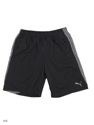 Шорты ACTIVE ESS Woven Shorts PUMA. Цвет: черный