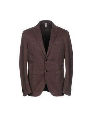 Пиджак VERDERA. Цвет: свинцово-серый