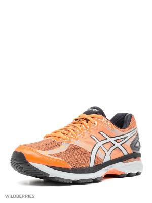 Спортивная обувь GT-2000 4 LITE-SHOW PlasmaGuard ASICS. Цвет: оранжевый, серый, черный