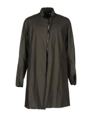 Легкое пальто LUMEN ET UMBRA. Цвет: зеленый-милитари