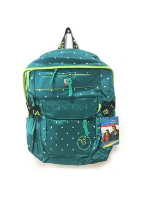 Рюкзак спортивный Gaoba. Цвет: морская волна, светло-зеленый