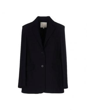 Пиджак TROU AUX BICHES. Цвет: темно-синий