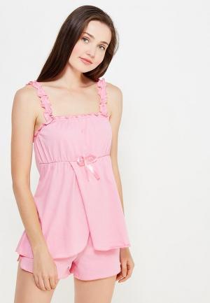 Пижама TrendyAngel. Цвет: розовый