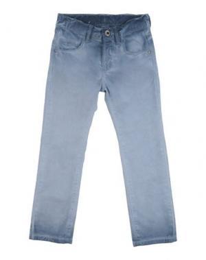 Повседневные брюки EDDIE PEN. Цвет: грифельно-синий