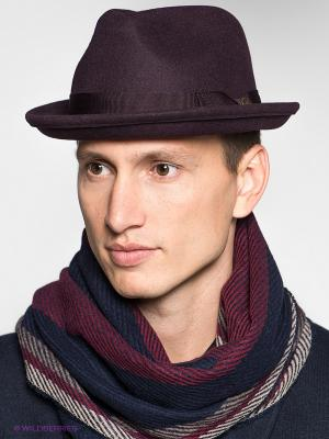 Шляпа Goorin Brothers. Цвет: темно-фиолетовый