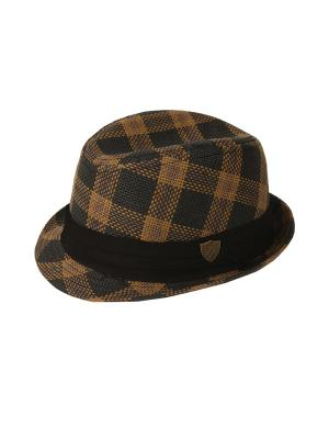 Шляпа Fore!! Axel and Hudson. Цвет: коричневый