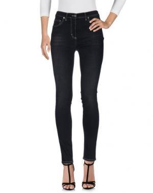Джинсовые брюки ROBERTA PUCCINI by BARONI. Цвет: черный