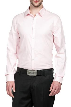 Рубашка Tom Farr. Цвет: светло-розовый