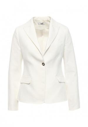 Пиджак adL. Цвет: белый
