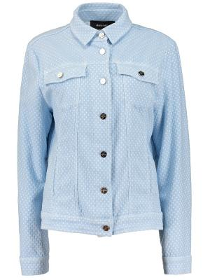 Куртка Elena Miro. Цвет: голубой
