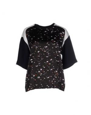 Блузка NICO. Цвет: черный