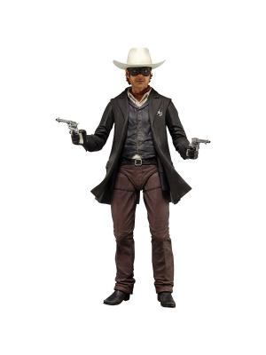 Фигурка The Lone Ranger 1/4 Series 1 - /2шт Neca. Цвет: темно-серый